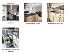 PDF Kataloge (elektronisch) von FL Line und Senso Küchen - kostenlos