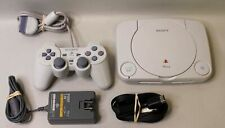 SONY PLAYSTATION ONE PS ONE SCPH-101 VIDEO GAME CONSOLE SYSTEM