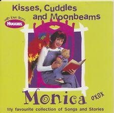 Monica- Kisses Cuddles & Moonbeams Card Sleeve CD Rare Festival