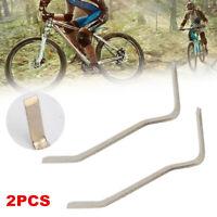 2PCS Carbon Steel Multifunctional Bicycle Brake Adjuster Bike Tire Lever Tool