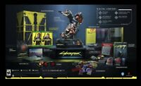 Cyberpunk 2077 Collectors Edition XBOX PAID + GUARANTEED VHTF PRE-ORDER SOLD OUT