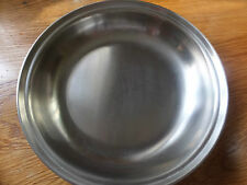 Old Hall Stainless Steel - Large Sweet / Nut bowl