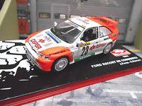 FORD Escort RS Cosworth Rallye Monte Carlo 1994 #23 Puras Cepsa IXO Altaya 1:43