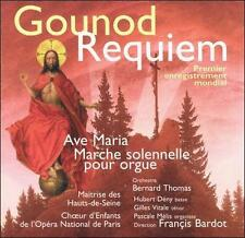 NEW - Requiem Ave Maria Marche Solennel by Gounod, Charles