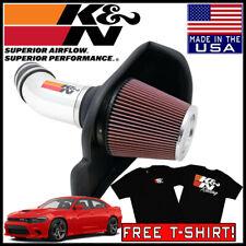 K&N Typhoon Cold Air Intake System fits 2012-2020 Dodge Charger 6.4L V8