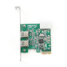 Gembird Upc-30-2p tarjeta y adaptador de interfaz