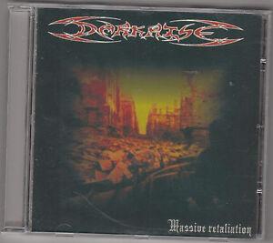 DARKRISE - massive retaliation CD