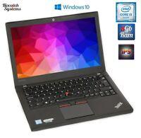 """Lenovo ThinkPad X260 i3-6100u 8GB 500GB HDD 12,5"""" FHD IPS(neu) 1920x1080 HDMI"""