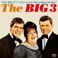 BIG 3-THE BIG 3 & LIVE AT THE RECORDING STUDIO-JAPAN MINI LP CD C94