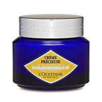 L'Occitane Immortelle Biologique Precious Cream 50ml Rich Moisturizer #14536