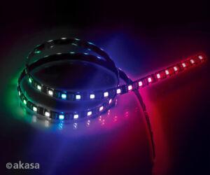 Akasa AK-LD06-50RB Vegas MBW Magnetic LED Light Strip