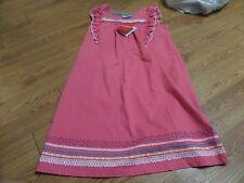 NWT Hanna Andersson Girls   Dress Sz. 140  9-11y pink-$39
