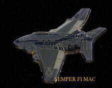 F-4 PHANTOM  US NAVY HAT PIN USS PILOT AIRCREW USN SEMPER FI