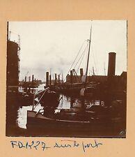 DORDRECHT c. 1900 - Le Port Pays Bas - FD Hol 56