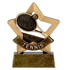 Mini Star Tennis Trophy - Free Engraving