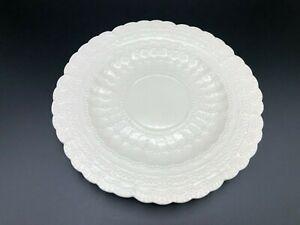 "Vintage Spode's Jewel Copeland Cream White Plate, 9"" Diameter"
