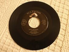 DELLA REESE DON'T YOU KNOW/SOLDIER WON'T YOU MARRY ME  RCA 7591