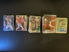 2020 Topps Chrome Refractor Insert BUY 10 GET 2 FREE Complete Your Set You Pick