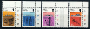 SOUTH GEORGIA QE II 1976 50th Anniv. of 'Discovery' Investigations SG 46-49 MNH