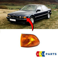 NEW BMW GENUINE E38 7 SERIES FRONT TURN SIGNAL INDICATOR YELLOW LEFT N/S 8361005