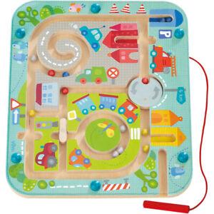 Haba Magnetspiel Stadtlabyrinth 301056 Neu & Ovp
