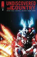 UNDISCOVERED COUNTRY # #2COVER A CAMUNCOLI