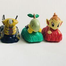 2008 Chimchar Turtwig Giratina Tirez jouet voiture NINTENDO TOMY Pokemon Figures