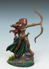 Female Elven Ranger DSM 7450 Visions in Fantasy - Dark Sword Miniatures Pewter