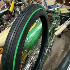 SCHWINN STINGRAY PEA PICKER GREEN LINE FRONT TIRE 16 X 1-3/4 S-7 NEW