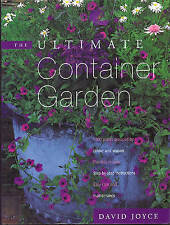 The Ultimate Container Garden, Joyce, David, New Book