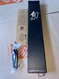 "New Shun Edo 4"" Paring Knife Knife BB1500 Japan Kochmesser Officemesser"