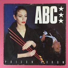 ABC - Poison Arrow - Theme From Man-Trap, Neutron Records NTX-102 VG+ Condition