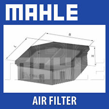 MAHLE Air Filter LX966 for BMW Motorcycles K 1200 - Single