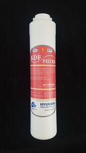 Hyundai HQ7 KDF Cartridge, undersink water filter, hyundaiwater, quick change