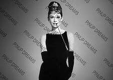 Breakfast at Tiffany's Movie Wall Art Print of the Beautiful Audrey Hepburn pic2