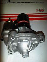 PEUGEOT 206 207 306 307 1.1 1.4 1.6 PETROL BRAND NEW STARTER MOTOR 1996-2008