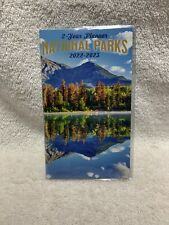 2022 2023 2 Year National Parks Purse Pocket Calendar Planner Free Shipping