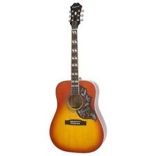 EPIPHONE Hummingbird Studio Faded Cherry ? Westerngitarre ? Fishman