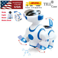 Toys For Boys Robot Kids Dog Robot Dancing Musical Toy Birthday Baby Xmas Gift