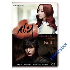 """""""BUY 5 GET 1 FREE""""  Faith Korean Drama (6 Discs)  Excellent English & Quality."""