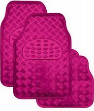 Pink Shiny Mats And Playboy Glitter Seatcover