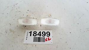 04-07 Chevrolet Optra Hatchback FL FR LH RH Fender Side Marker Light Lamp OEM