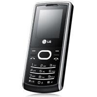 Handy LG A140 Schwarz Black NEU Ohne Vertrag Ohne Simlock