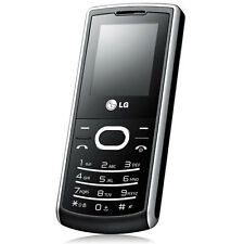 Phone LG A140 Black New Unlocked Without Simlock