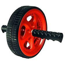 Valeo Dual AB WHEEL Abdominal Fitness Exerciser Roller BLAST BELLY FAT