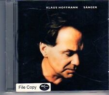 (CY102) Klaus Hoffmann, Sanger - 1993 CD