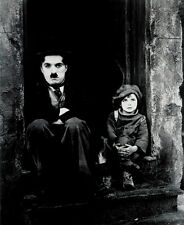 The Kid (1921) Charlie Chaplin movie poster print 4