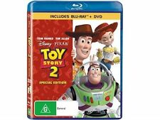 Toy Story 2 Special Edition DVDs & Blu-ray Discs