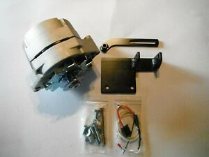WILLYS JEEP 12 VOLT ALTERNATOR CONVERSION KIT FOR 134 L AND F HEAD 4CYL ENGINES