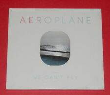 Aeroplane - We can't fly -- CD / Electro